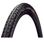 Continental 47-305, RIDE Tour, ExtraPuncture Belt, TPI 3/180, Drahtreifen, Black